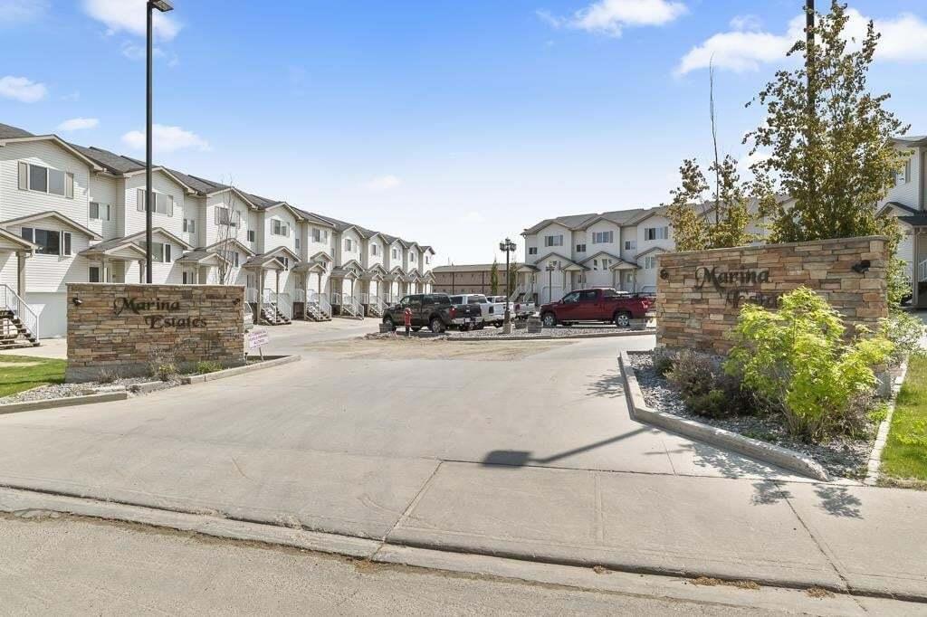 Townhouse for sale at 1001 7 Av Unit 6 Cold Lake Alberta - MLS: E4197787