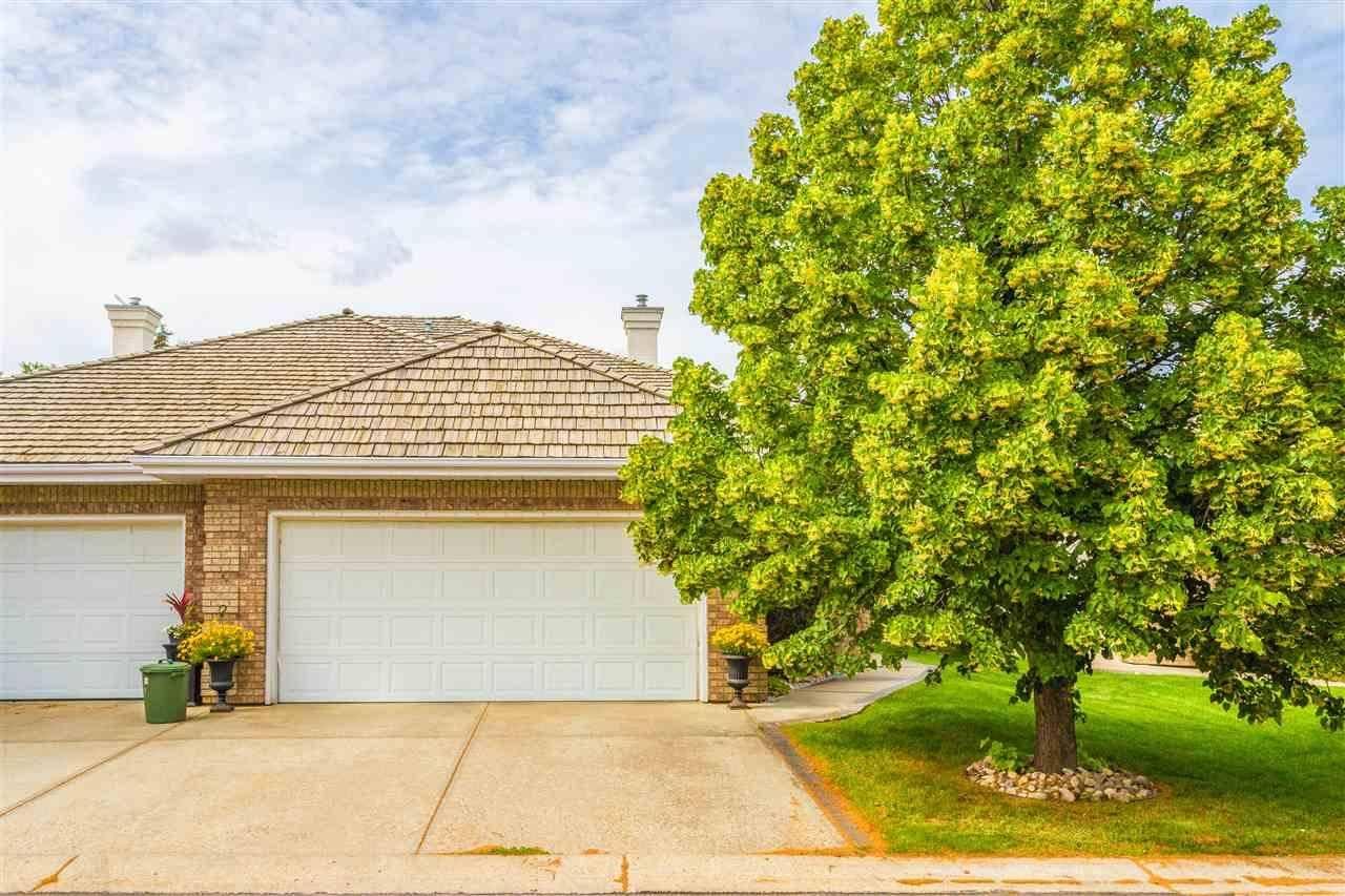 Townhouse for sale at 1008 Butterworth Pt Nw Unit 6 Edmonton Alberta - MLS: E4168920