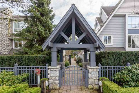Townhouse for sale at 1015 Lynn Valley Rd Unit 6 North Vancouver British Columbia - MLS: R2434189