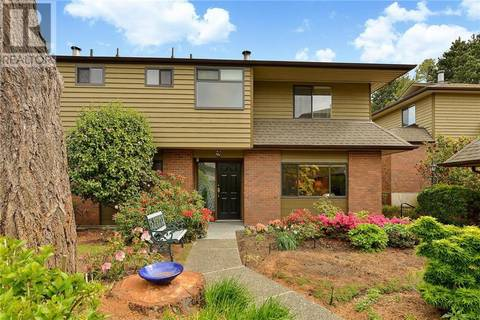 Townhouse for sale at 1019 Pemberton Rd Unit 6 Victoria British Columbia - MLS: 410268