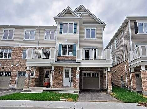 Townhouse for sale at 1025 Nadalin Hts Unit 6 Milton Ontario - MLS: W4449228