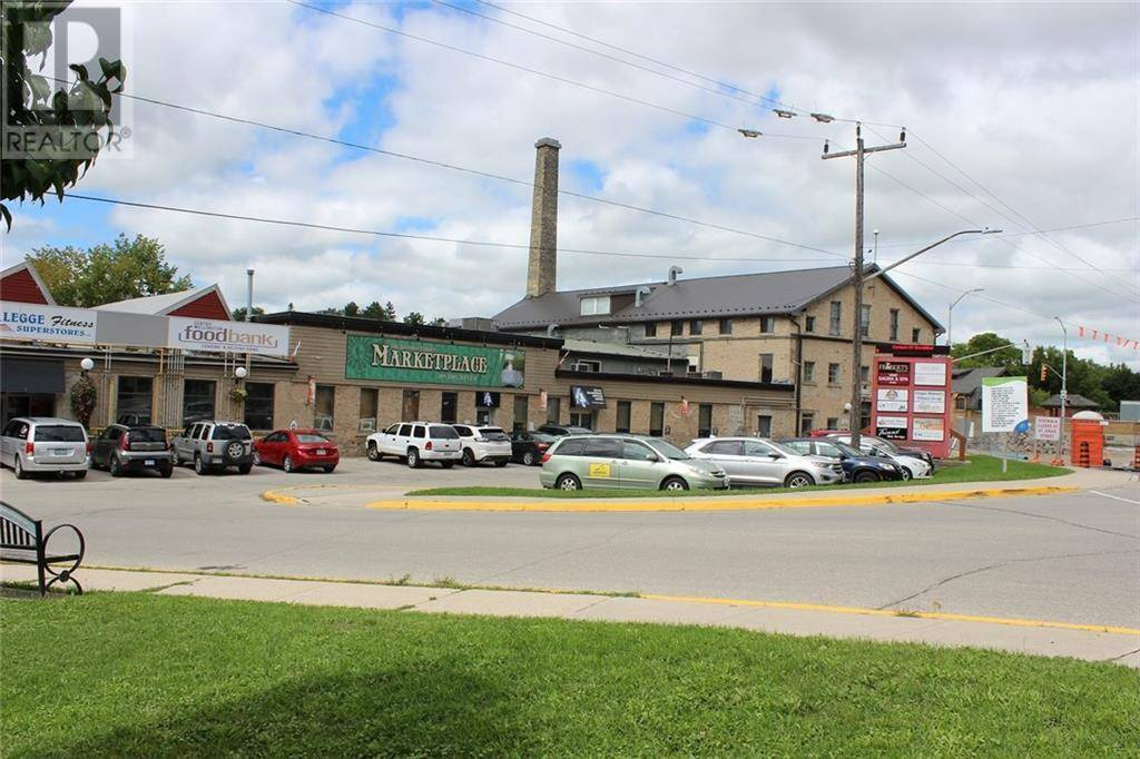 Commercial property for sale at 105 Queen St West Unit 6 Fergus Ontario - MLS: 30805029