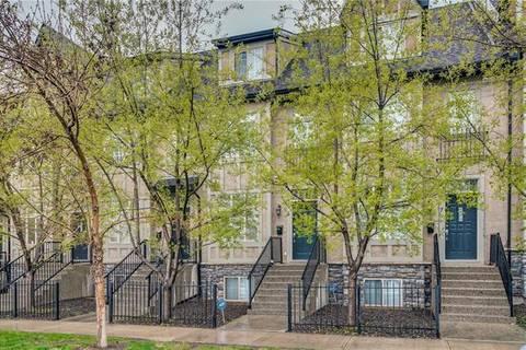 Townhouse for sale at 11 Scarpe Dr Southwest Unit 6 Calgary Alberta - MLS: C4236311