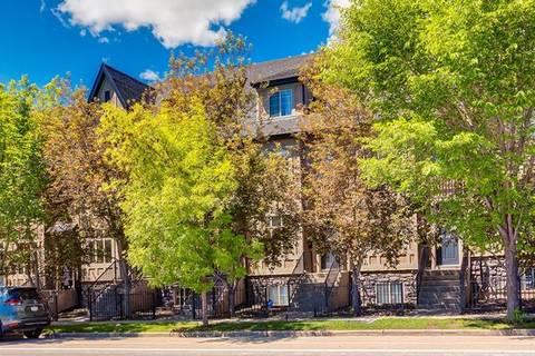 Townhouse for sale at 11 Scarpe Dr Southwest Unit 6 Calgary Alberta - MLS: C4256504