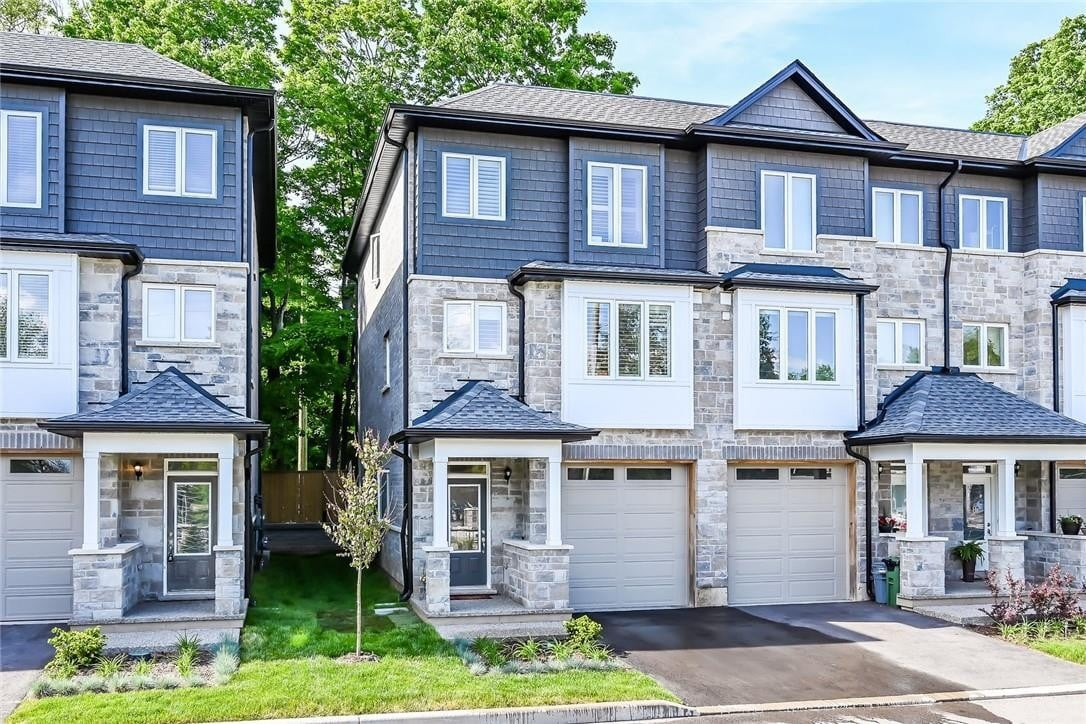 Townhouse for sale at 111 Wilson St E Unit 6 Ancaster Ontario - MLS: H4078611