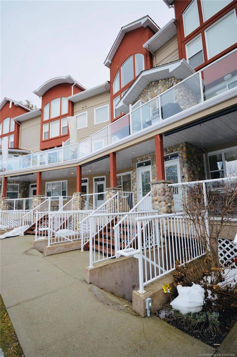 Townhouse for sale at 1130 Riverside Ave Unit 6 Sicamous British Columbia - MLS: 10201000