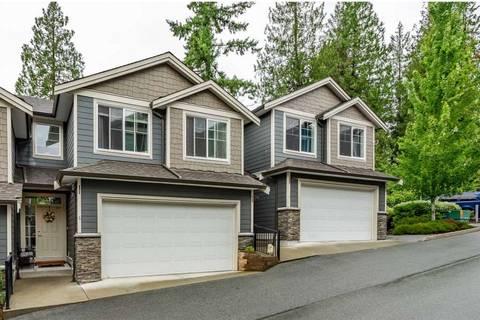 Townhouse for sale at 11384 Burnett St Unit 6 Maple Ridge British Columbia - MLS: R2389821