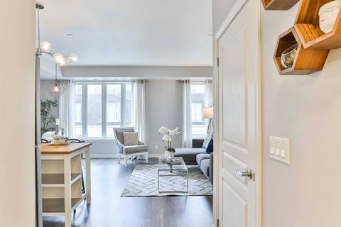 Condo for sale at 115 Long Branch Ave Unit 6 Toronto Ontario - MLS: W4450546