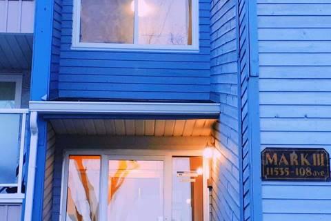 Condo for sale at 11535 108 Ave Nw Unit 6 Edmonton Alberta - MLS: E4149466