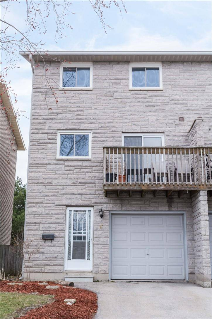 Townhouse for sale at 1155 Paramount Dr Unit 6 Stoney Creek Ontario - MLS: H4074857