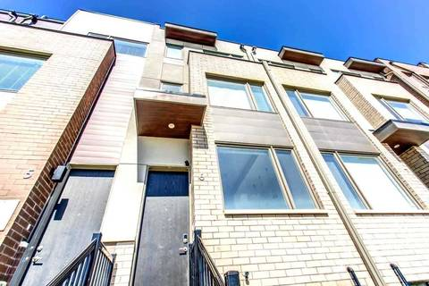 Townhouse for sale at 120 Frederick Tisdale Dr Unit 6 Toronto Ontario - MLS: W4400832