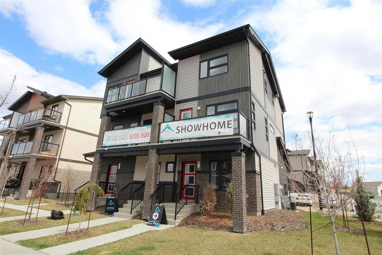 Townhouse for sale at 1203 163 St SW Unit 6 Edmonton Alberta - MLS: E4199578
