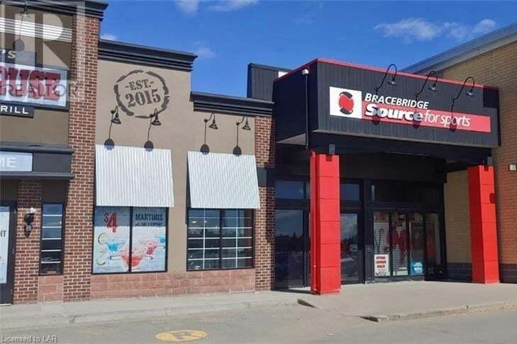 Commercial property for sale at 125 118 Hy W Unit 6 Bracebridge Ontario - MLS: 273206