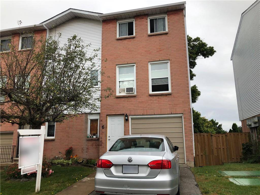 Townhouse for sale at 1255 Upper Gage Ave Unit 6 Hamilton Ontario - MLS: H4061151