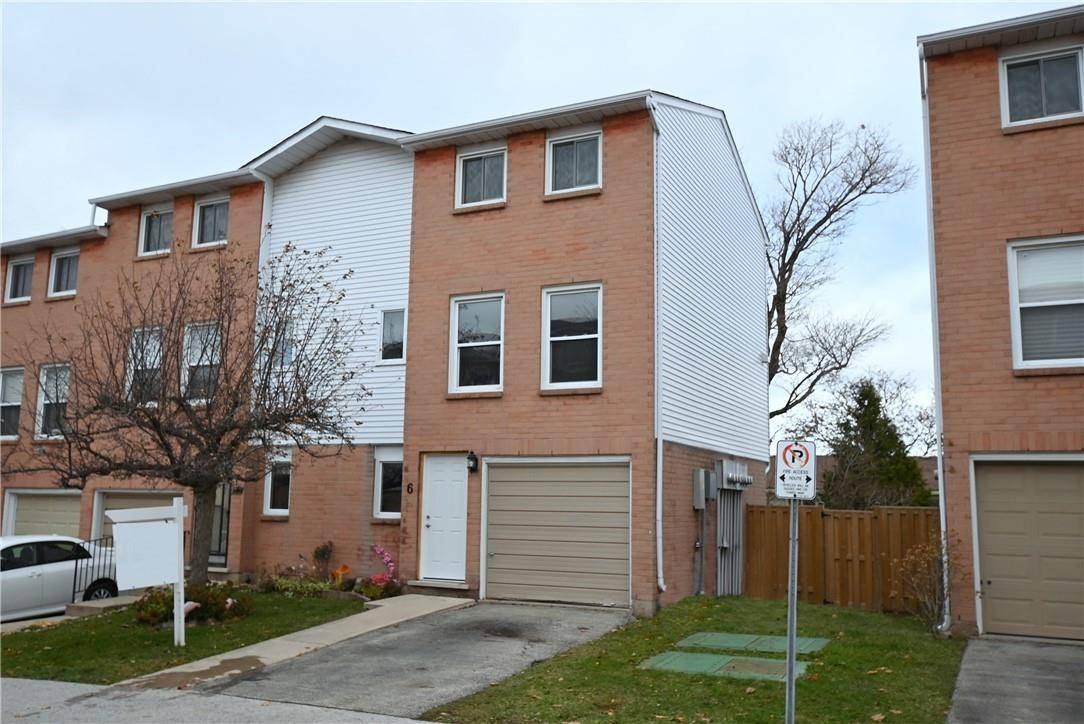 Townhouse for sale at 1255 Upper Gage Ave Unit 6 Hamilton Ontario - MLS: H4068358
