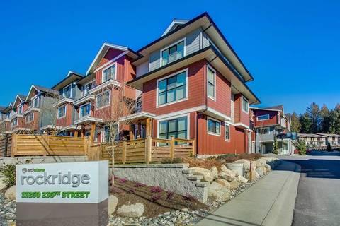Townhouse for sale at 13260 236 St Unit 6 Maple Ridge British Columbia - MLS: R2445345