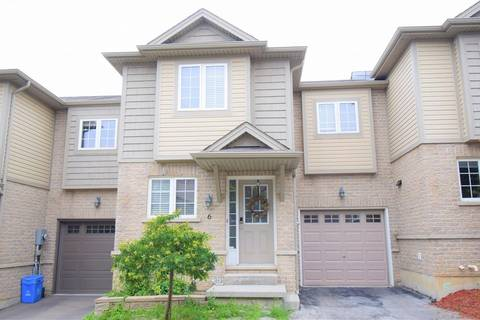 Townhouse for rent at 1328 Upper Sherman Ave Unit 6 Hamilton Ontario - MLS: H4058103