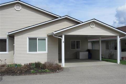 Townhouse for sale at 153 Salmon Arm Dr Unit 6 Enderby British Columbia - MLS: 10180418