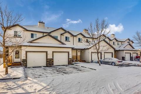 Townhouse for sale at 156 Canoe Dr Southwest Unit 6 Airdrie Alberta - MLS: C4278350
