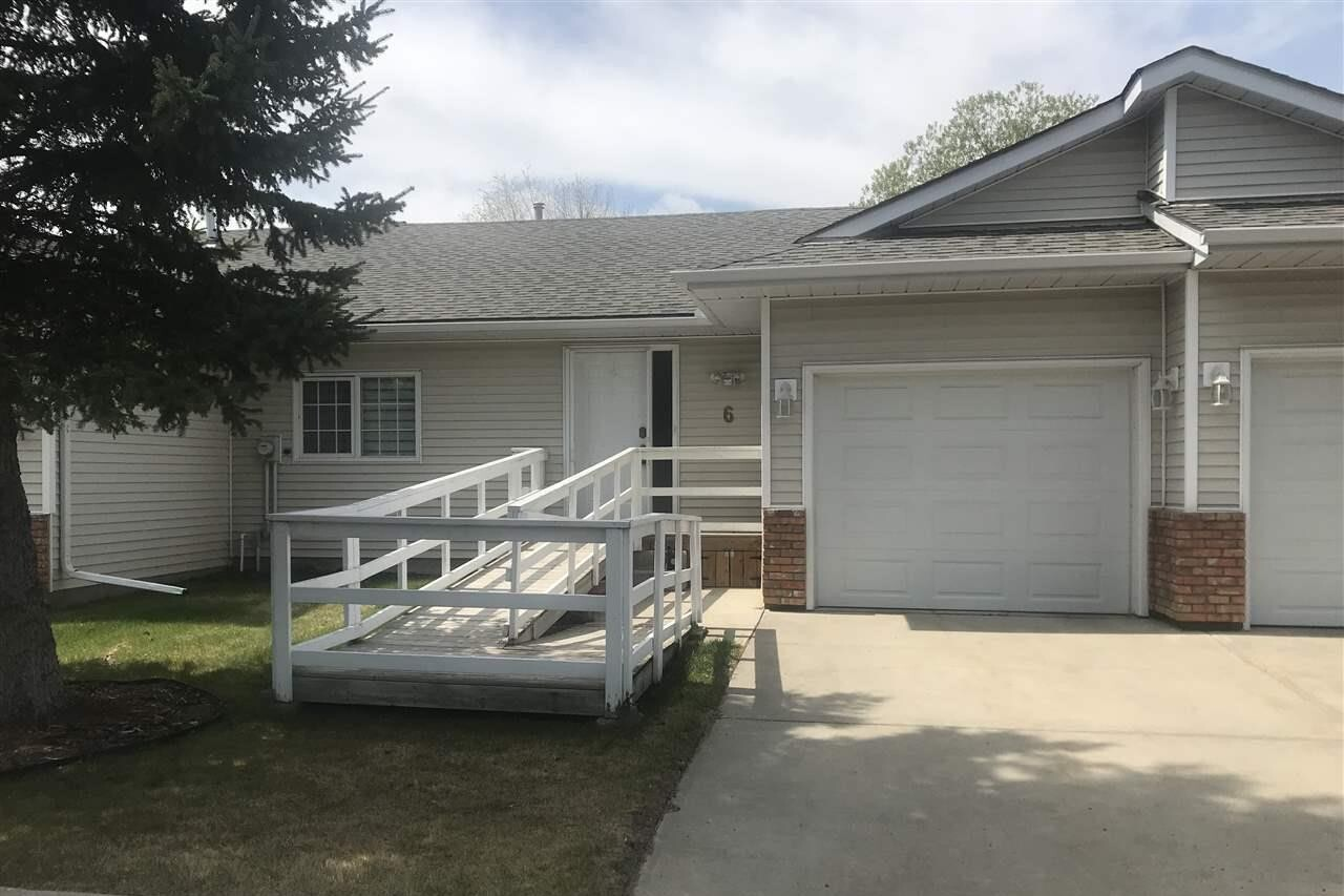 Townhouse for sale at 1650 42 St NW Unit 6 Edmonton Alberta - MLS: E4193053