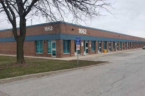 Commercial property for sale at 1662 Bonhill Rd Unit 6 Mississauga Ontario - MLS: W4738976