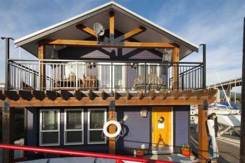 Home for sale at 1681 Columbia St Unit 6 North Vancouver British Columbia - MLS: R2459797
