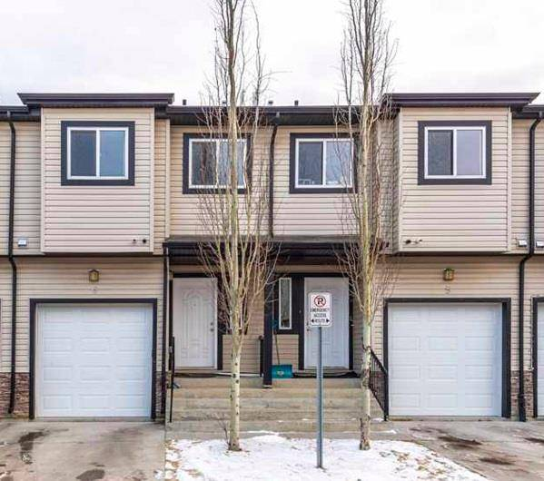 Townhouse for sale at 1820 34 Ave Nw Unit 6 Edmonton Alberta - MLS: E4191730