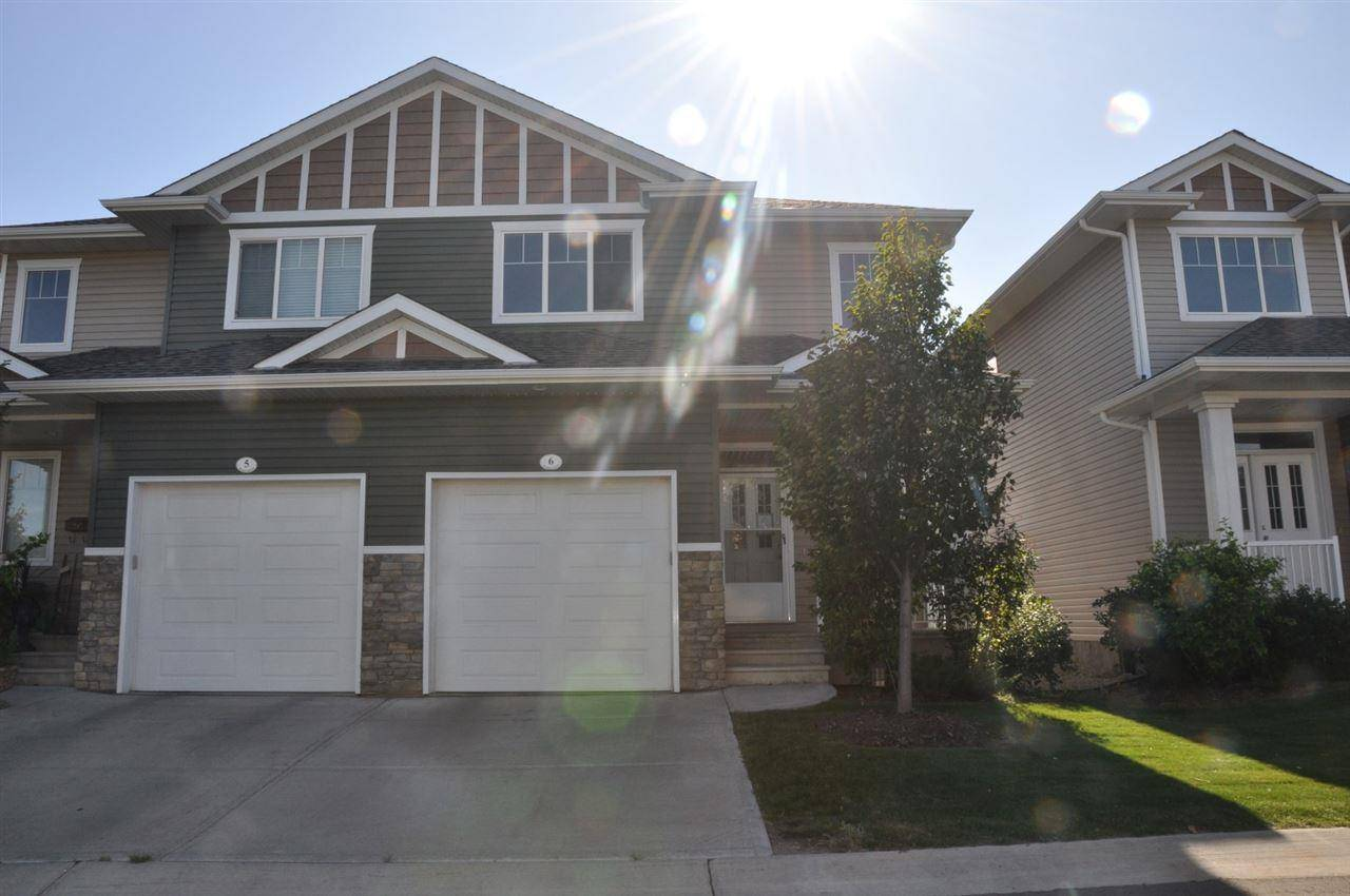 Townhouse for sale at 18230 104a St Nw Unit 6 Edmonton Alberta - MLS: E4173083