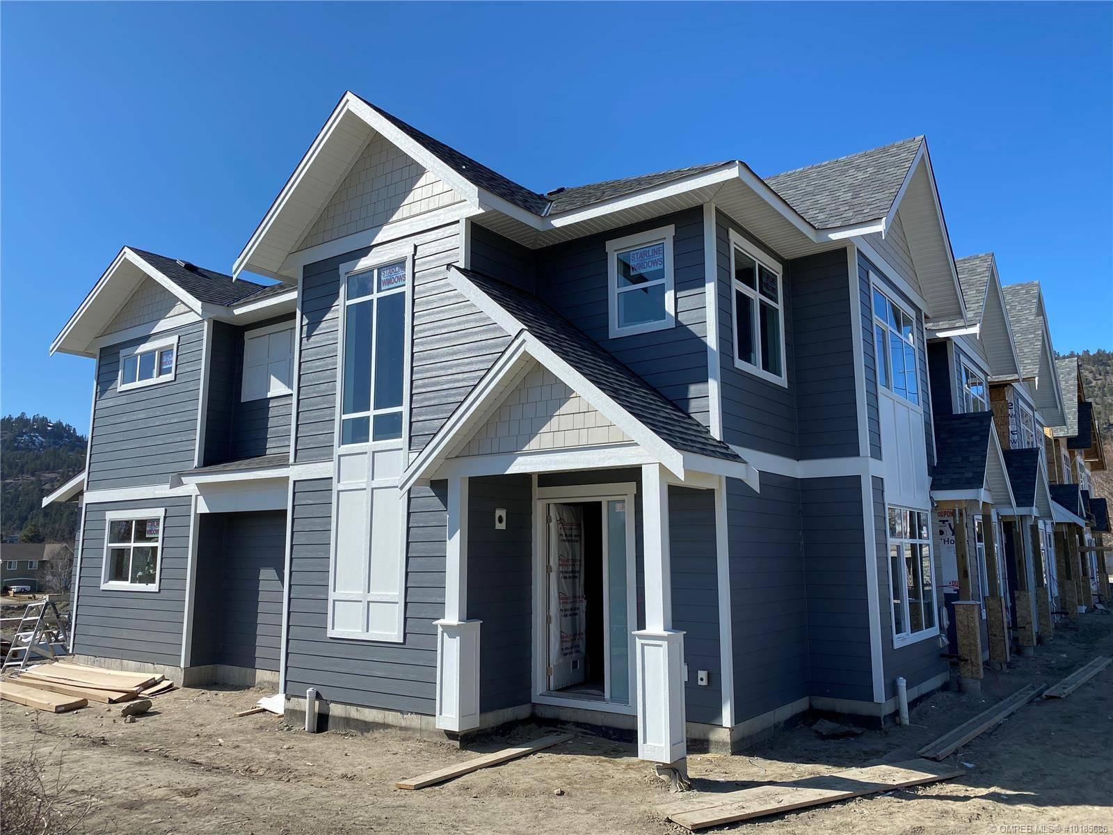 Townhouse for sale at 1931 Union Rd Unit 6 Kelowna British Columbia - MLS: 10185686
