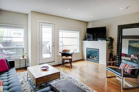 Townhouse for sale at 1935 35 St Southwest Unit 6 Calgary Alberta - MLS: C4280612
