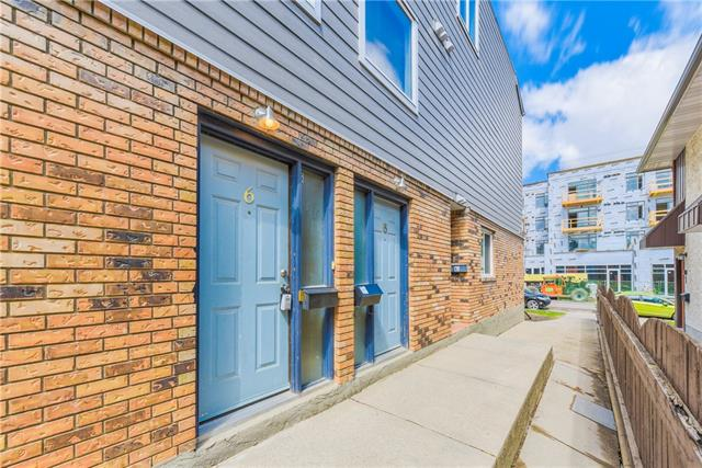 For Sale: 2027 34 Avenue Southwest, Calgary, AB | 2 Bed, 2 Bath Townhouse for $379,900. See 22 photos!