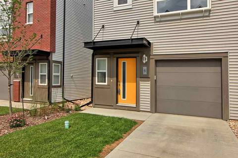 Townhouse for sale at 205 Mckenney Ave Unit 6 St. Albert Alberta - MLS: E4138949