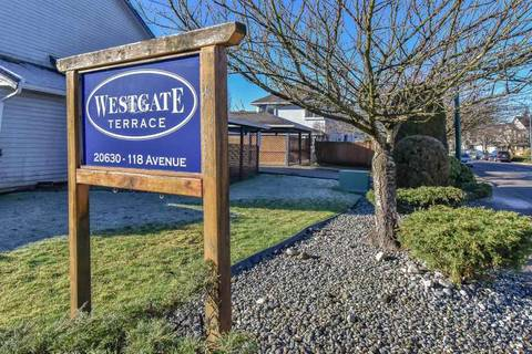 Townhouse for sale at 20630 118 Ave Unit 6 Maple Ridge British Columbia - MLS: R2332257