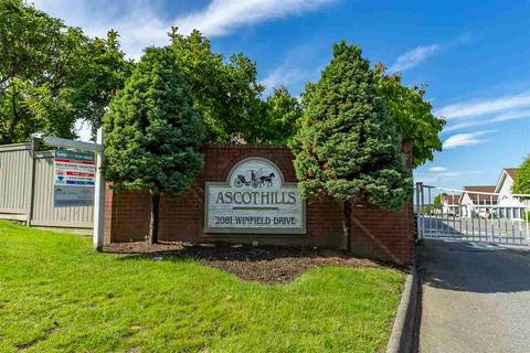 Townhouse for sale at 2081 Winfield Dr Unit 6 Abbotsford British Columbia - MLS: R2373967