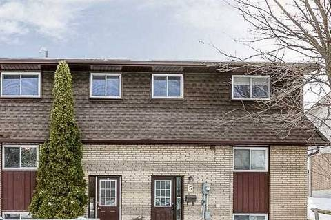 Townhouse for sale at 233 Innisfil St Unit 6 Barrie Ontario - MLS: S4694872