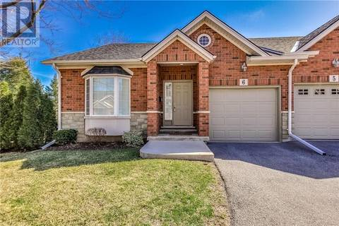Townhouse for sale at 24 Hardy Rd Unit 6 Brantford Ontario - MLS: 30726801