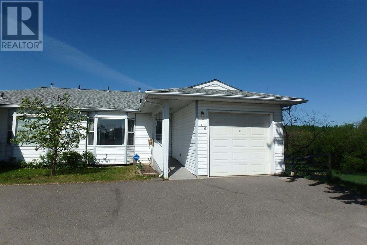 Townhouse for sale at 2411 Silversmith Ave Unit 6 Vanderhoof British Columbia - MLS: R2460623