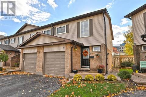 Townhouse for sale at 2411 Sovereign St Unit 6 Oakville Ontario - MLS: 30712234