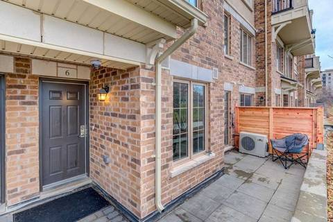 Condo for sale at 2441 Greenwich Dr Unit 6 Oakville Ontario - MLS: W4687412
