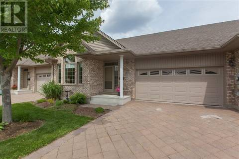 Townhouse for sale at 26 Livingston Blvd Unit 6 Baden Ontario - MLS: 30745003
