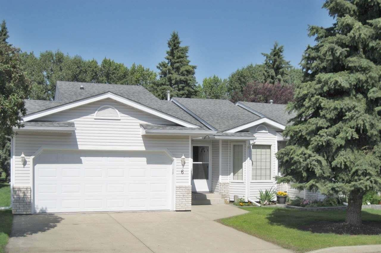 Townhouse for sale at 6 2a Fieldstone Dr Spruce Grove Alberta - MLS: E4178724