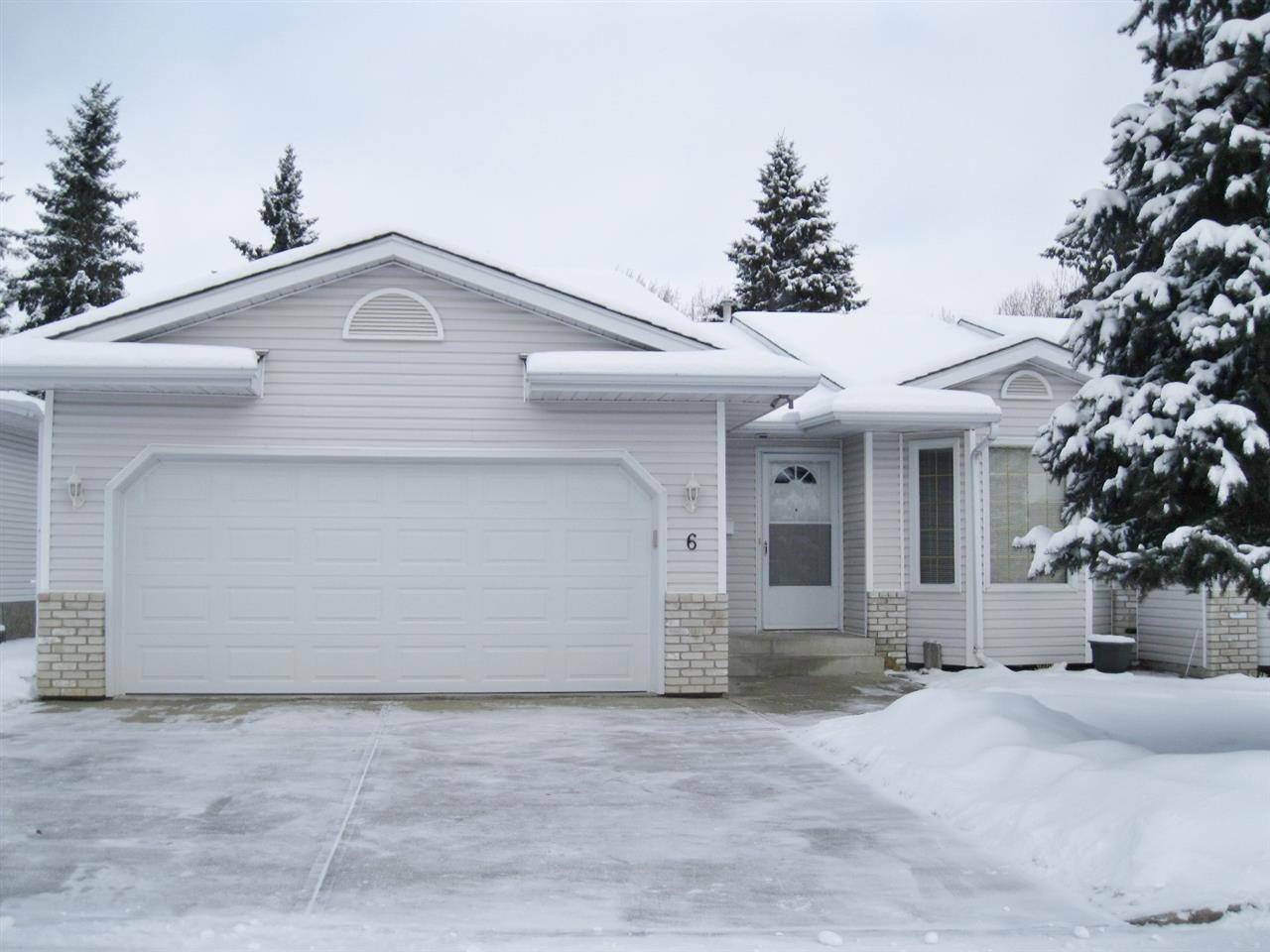 Townhouse for sale at 2 Fieldstone Dr Unit 6 Spruce Grove Alberta - MLS: E4178724