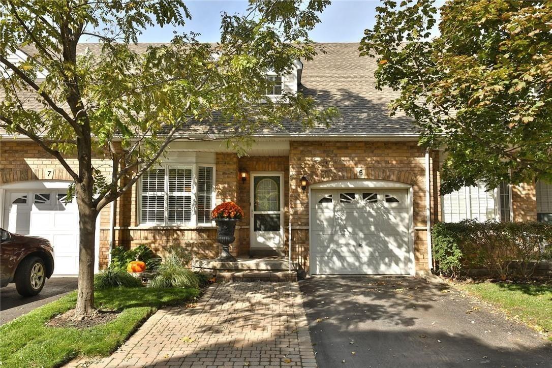 Townhouse for sale at 3045 New St Unit 6 Burlington Ontario - MLS: H4090903