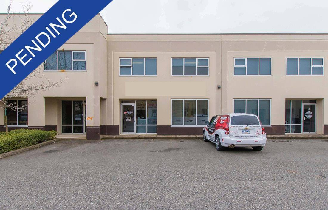 Commercial property for lease at 30465 Progressive Wy Apartment 6 Abbotsford British Columbia - MLS: C8028701