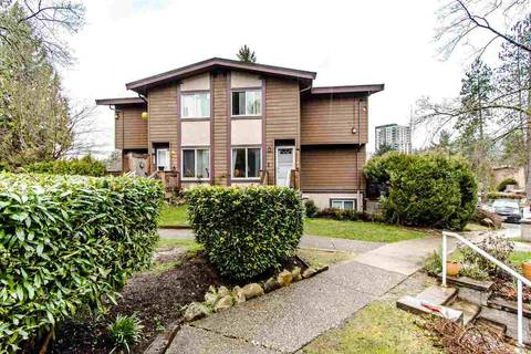 Townhouse for sale at 307 Highland Wy Unit 6 Port Moody British Columbia - MLS: R2444075