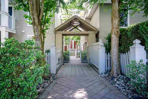 Townhouse for sale at 3130 4th Ave W Unit 6 Vancouver British Columbia - MLS: R2371351