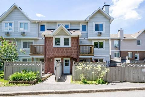 Townhouse for sale at 315 Mullett St Unit 6 Carleton Place Ontario - MLS: 1156985