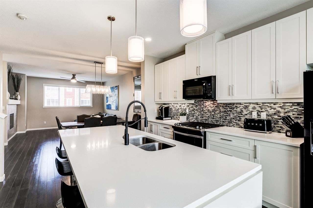 Townhouse for sale at 320 Secord Bv NW Unit 6 Edmonton Alberta - MLS: E4204164