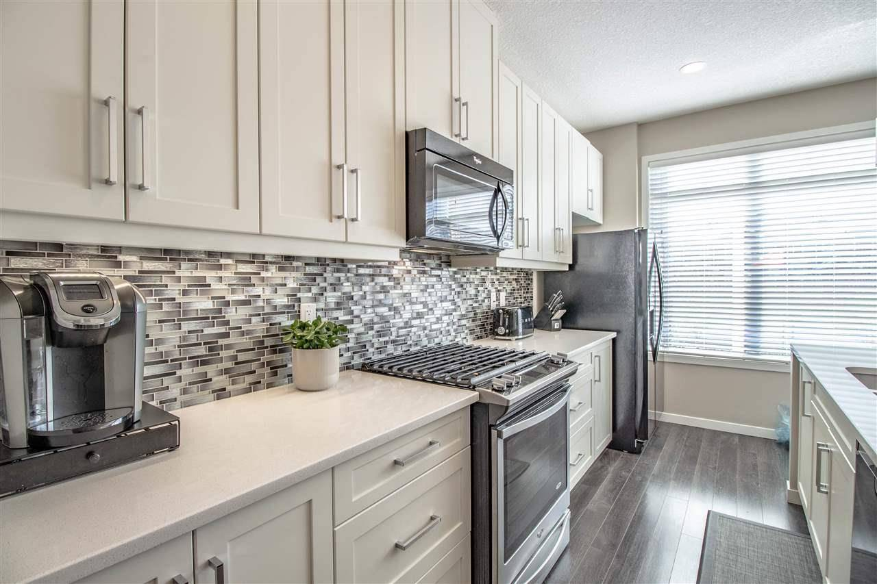 Townhouse for sale at 320 Secord Blvd Nw Unit 6 Edmonton Alberta - MLS: E4189732