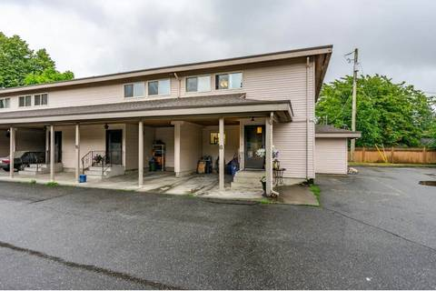 Townhouse for sale at 33918 Mayfair Ave Unit 6 Abbotsford British Columbia - MLS: R2385034